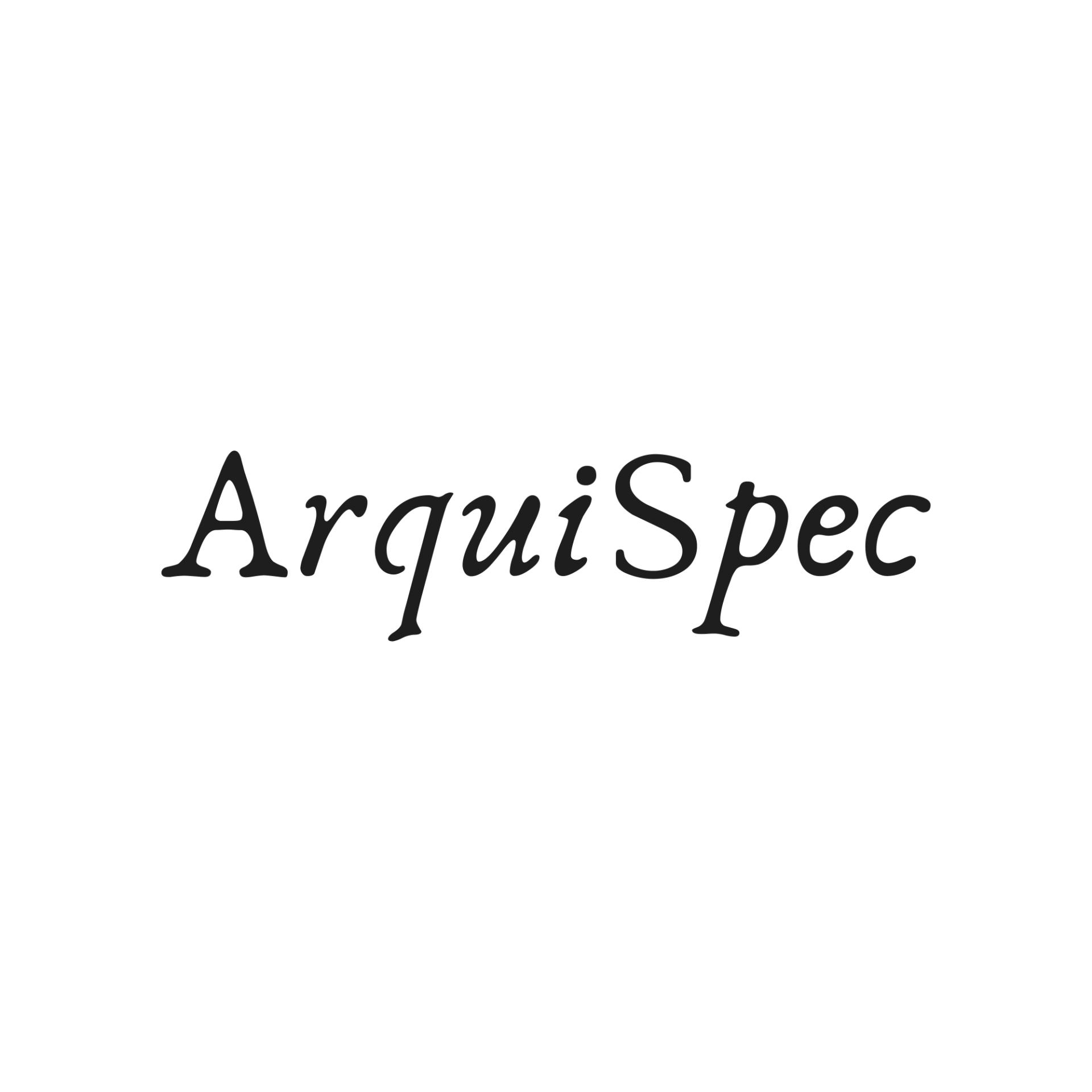 ArquiSpec