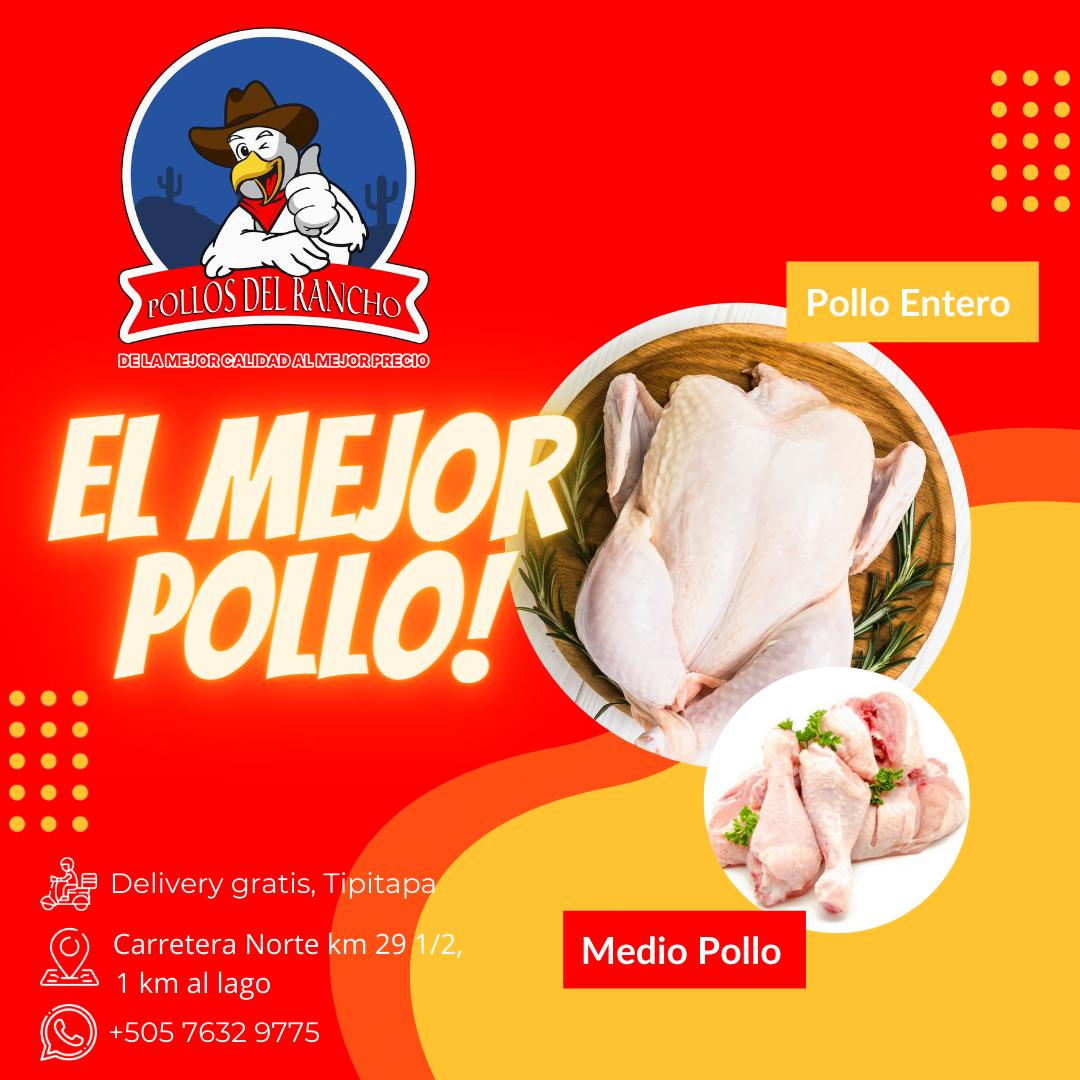 Pollos del Rancho Post